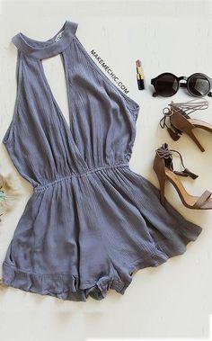2016 Custom Charming Chiffon Homecoming Dress,Sexy Sleeveless Evening…