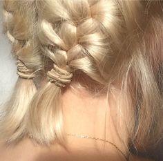 beauty n hair Braids Hair Inspo, Hair Inspiration, Aesthetic Hair, Beige Aesthetic, Aesthetic Grunge, Grunge Hair, Hair Day, Pretty Hairstyles, Hair Looks