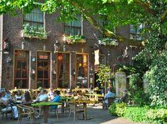 Delft - Hotel de Plataan Delft centrum