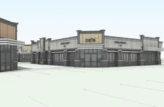 The strategic Broadmoor Heritage Plaza development plan provided a framework for the transition of the area to a mixed-use community. Development of this area will result in sq. of new commercial retail space.