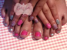 .: Love nail art!   Girl candy nail boutique.  We specialize in nail art! We offer classes in hand painting, stamping, acrylic 3 -d nail art.  Find us on face book!