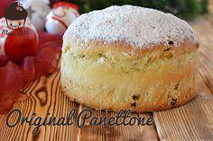 Panettone nach original italienischem Rezept
