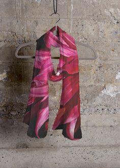 Cashmere Silk Scarf - Rock It C/SILK by VIDA VIDA 8uzSgXKQJ