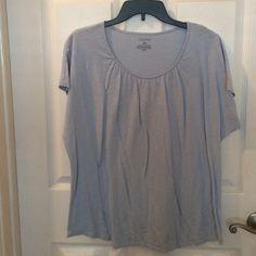Women's short sleeve t shirt Sonoma light blue shirt sleeve T shirt. 60%cottion 40% Modal. Sonoma Tops Tees - Short Sleeve