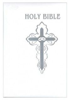 WEDDING BIBLE FAMILY EDITION: This Catholic Wedding Bible contains the New American Bible translations.