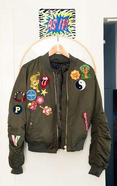 Trend alert: Bomber Jacket   Andreea Maria - Fashion, Beauty and Lifestyle