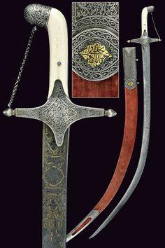 Islamic sword