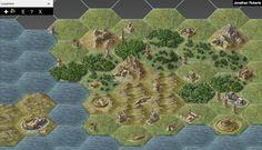 A web based fantasy hex mapper
