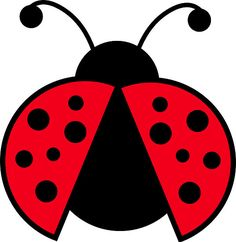 'Ladybug Graphic' by DragonRoseArt Ladybug Crafts, Ladybug Party, Ladybug Nails, Cartoon Cupcakes, Felt Animal Patterns, Arts And Crafts, Paper Crafts, Mothers Day Crafts For Kids, Craft Ideas