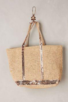 Vanessa Bruno Le Cabas Raffia Tote - anthropologie.com  anthrofave Best  Tote Bags e4175d47ee118