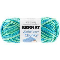 Bernat Softee Baby Chunky Yarn - Walmart.com