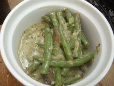 Vegan Fat-Free Skillet Green Bean Casserole Recipe - Happy Herbivore Blog