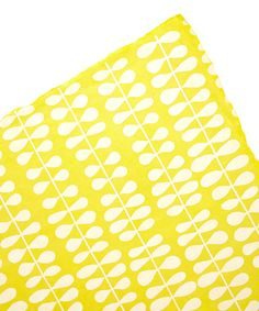 Yellow Beans Wrapping Paper