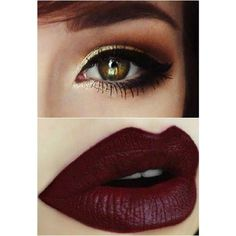 Makeup Ideas with Red Lipstick ❤ liked on Polyvore featuring beauty products, makeup, lip makeup, lipstick, red lipstick and red lip makeup