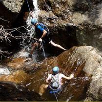 KLOOFING - Kloofing Adventures in the Magaliesberg, Hartebeespoort dam, Cradle of Humankind and Gauteng