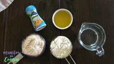 Pascualina Integral de Acelga Muffin, Glass Of Milk, Food, Trays, Recipes, Muffins, Cupcake, Meals, Cupcakes