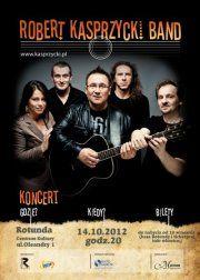 Robert Kasprzycki Band - koncert jubileuszowy - Kraków - Informator Kulturalny Gdzieco.pl