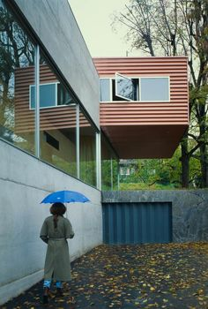 Villa Dall ava in Paris idea+sgn by Rem Koolhaas OMA 4