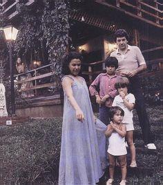 Elis Regina, Cesar Mariano, João Marcelo, Pedro Mariano e Maria Rita