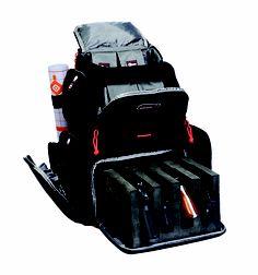 """The """"Handgunner"""" Backpack  Looks like a nice second range bag!"""