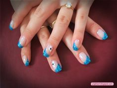 Untitled glitter,  #design,  #nail