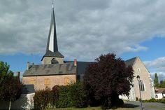 Eglise de Saint-Viatre (Loir et Cher)