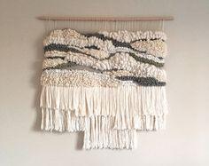 Tapicería tejido hechos a mano personalizado por JessHotsonTextiles