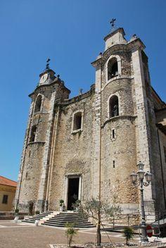 #Arce (Frosinone), #Lazio - Chiesa di San Pietro e Paolo - Photo M. Pesci (05-2010) - © All rights reserved - Tesori del Lazio