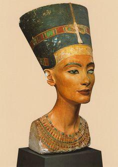 Berlin, Neues Museum, Königin Nofretete (New Museum, Queen Nefertiti) | by HEN-Magonza