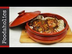 Ένα μαλακό σαν λουκουμάκι, πεντανόστιμο και πολύ εύκολο στη παρασκευή του χοιρινό κότσι με πολύχρωμες πιπεριές στη γάστρα. Μια απλή συνταγή (από εδώ) με Greek Recipes, Desert Recipes, Allrecipes, Baking Recipes, Food To Make, Side Dishes, Picnic, Food And Drink, Favorite Recipes