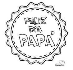 60 Imágenes del día del Padre dibujos para colorear, descargar, imprimir | Colorear imágenes Happy Fathers Day Message, Fathers Day Messages, Sports Day Kindergarten, Daddy Day, Fathers Day Crafts, Foam Crafts, Mother And Father, Flower Frame, Preschool Activities