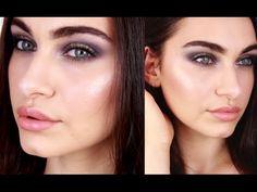 Navy Spotlight Smoky Eyes // Naked Smokey Palette | Ruby Golani - YouTube