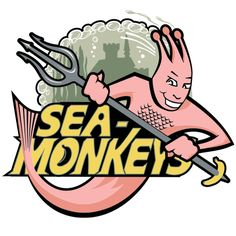 Sea Monkeys by Steve Thomas.