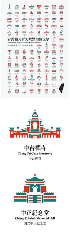 陳信宇:台灣觀光百大景點繪圖 | Gra...