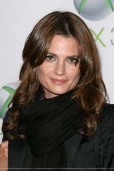 EVENTS: Stana Katic at the World Premiere of Project Natal for Xbox 360 (2010)