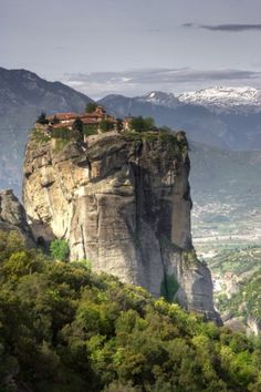 Grand Metéora Monastery - Kalambaka, Greece
