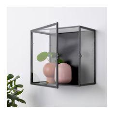 IKEA BARKHYTTAN display box