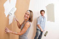 ideas originales para pintar las paredes de tu casa o de tu oficina.