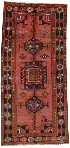 Lori - Bakhtiari Persialainen matto 238x112