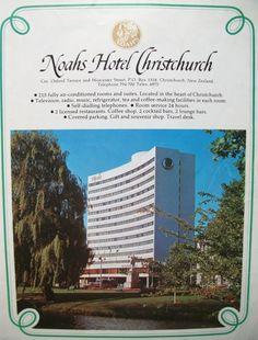 Noahs Hotel, Christchurch, New Zealand