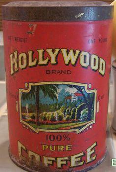 Hollywood Brand Coffee