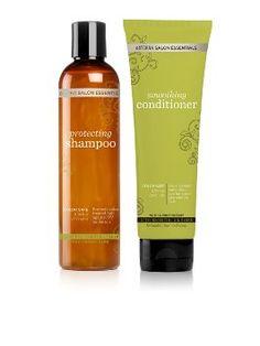 Salon Essentials Shampoo & Conditioner – Natural Oil Mom  #co-impactsourcing #CPTG #doTERRA #haircare #highquality #naturalhaircare #naturalproducts #naturalsolutions #personalcare #SalonEssentials