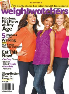 Weight Watchers - magazine available through KCKPL Zinio digital magazine account.