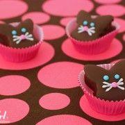Chocolate Marshmallow Bunnies » a farmgirl's dabbles