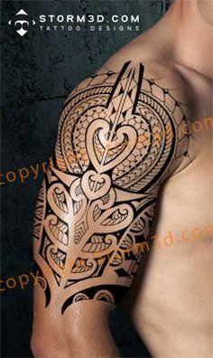 Maori Tattoos, Maori Tattoo Designs, Samoan Tattoo, Forearm Tattoos, Arm Band Tattoo, Body Art Tattoos, New Tattoos, Tattoos For Guys, Sleeve Tattoos