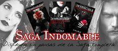 Con Aroma a Libros: SAGA INDOMABLE - KATTIE BLACK