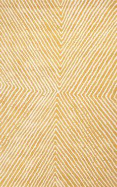 Jaipur En Casa by Luli Sanchez Tufted Concentric Sunflower LST43 Area Rug   Bold Rugs