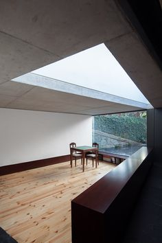 Sala em Pala, Portugal by Nuno Melo Sousa Architect