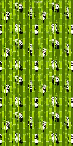 set includes: 23 pandas more than 30 panda's acces. Cute Panda Wallpaper, Kawaii Wallpaper, Panda Wallpapers, Cute Wallpapers, Pattern Illustration, Graphic Illustration, Bamboo Drawing, I Love You Pictures, Panda Love