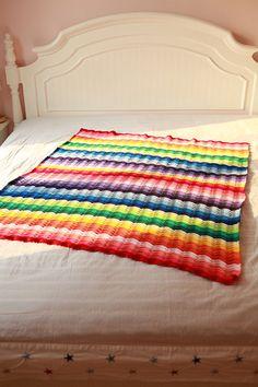 [Reservado] Rainbow la manta + pequeño tutorial